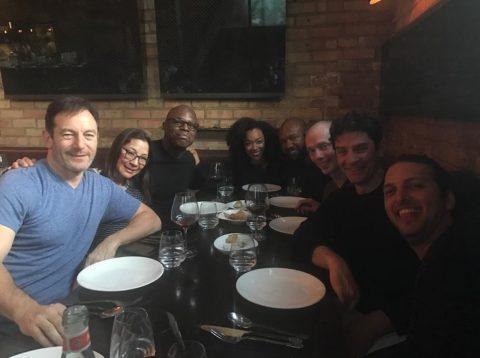 Star Trek:Discovery group photo