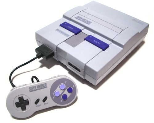 Super Nintendo Entertainment System USA