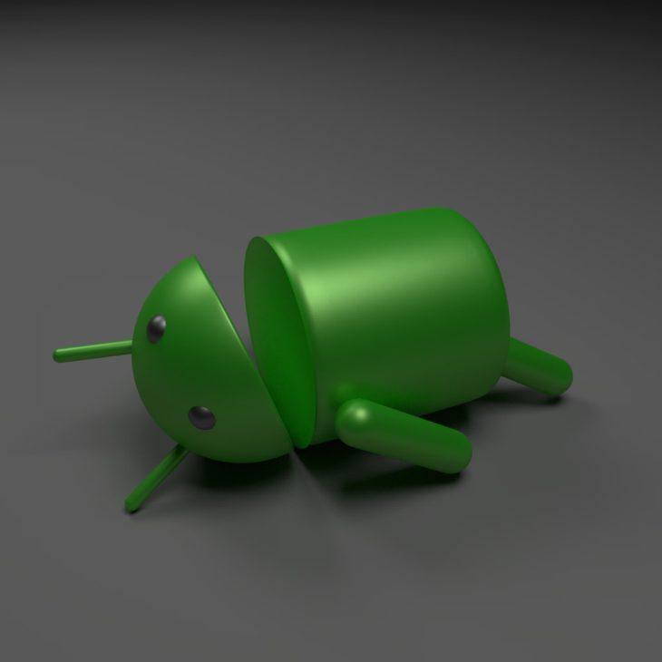 Et tu, Android?